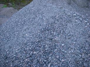 Stenmjöl 0-8 Krossat av Berg